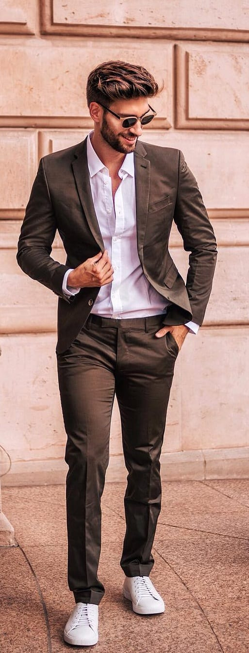 Amazing New Year Outfit Ideas For Men This Year