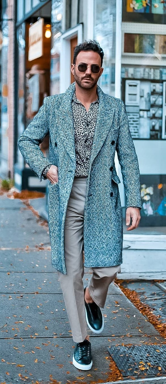 Amazing Winter Style Outfit Ideas For Men