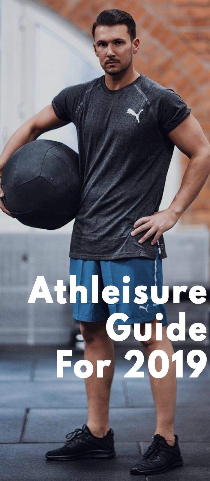 Athleisure Guide For 2019