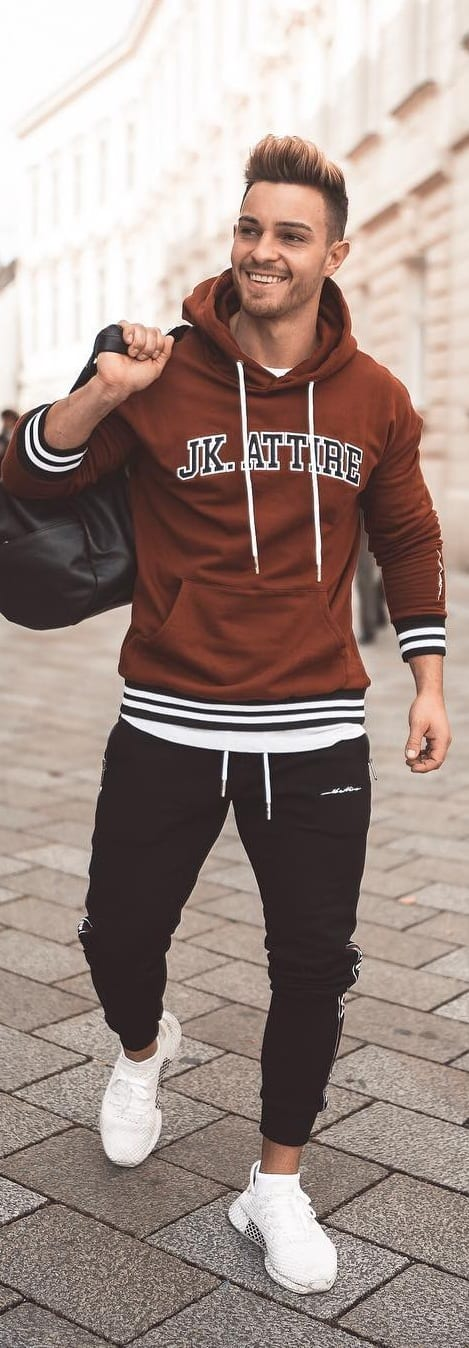 Athleisure Outfit Ideas For Men