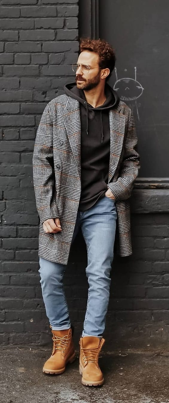 Captivating Hoodie Outfit Ideas For Men