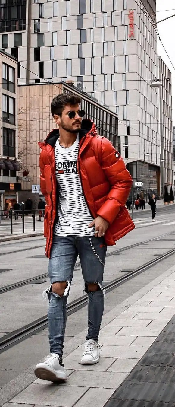 Hoodie Outfit Ideas For Men To Try Now