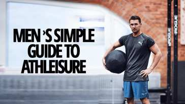 Men's Simple Guide To Athleisure