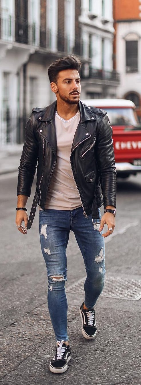 Stunning New Year Outfit Ideas For Men This Year