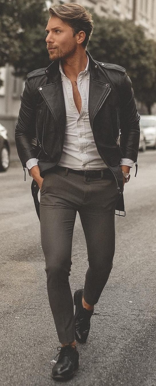 Stunning Tuck In Shirt Outfit Ideas For Men