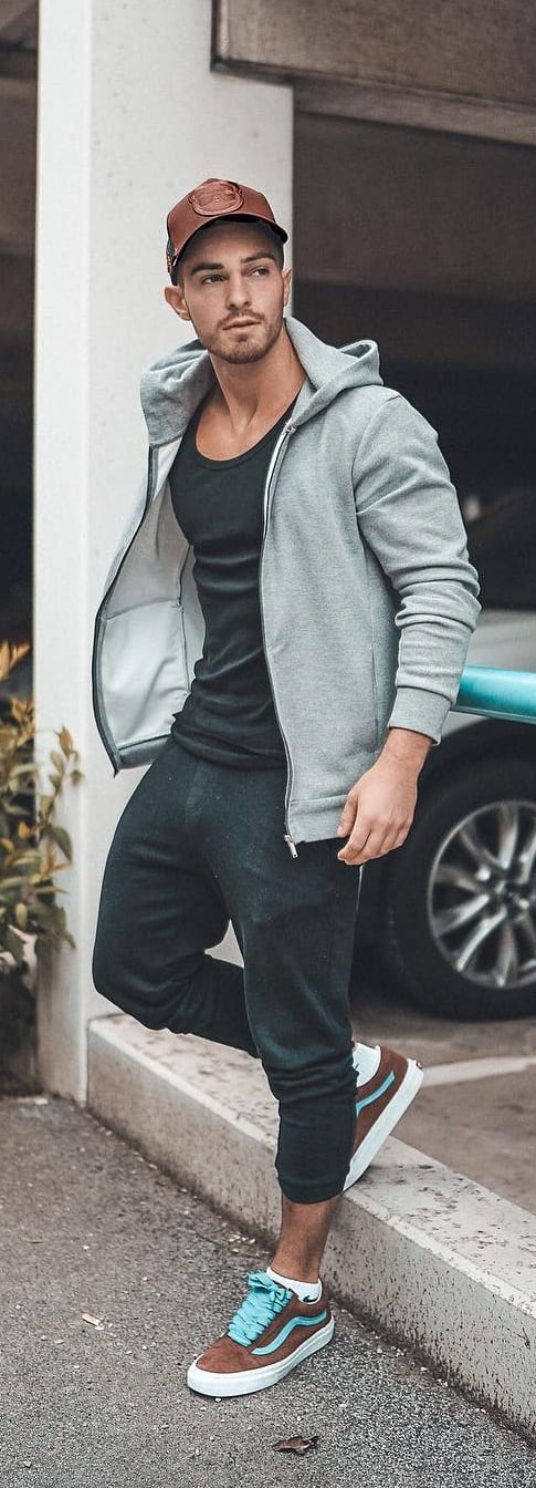 Trendy Athleisure Outfit Ideas For Men To Copy