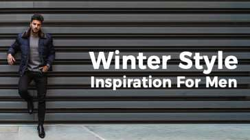Winter Style Inspiration For Men