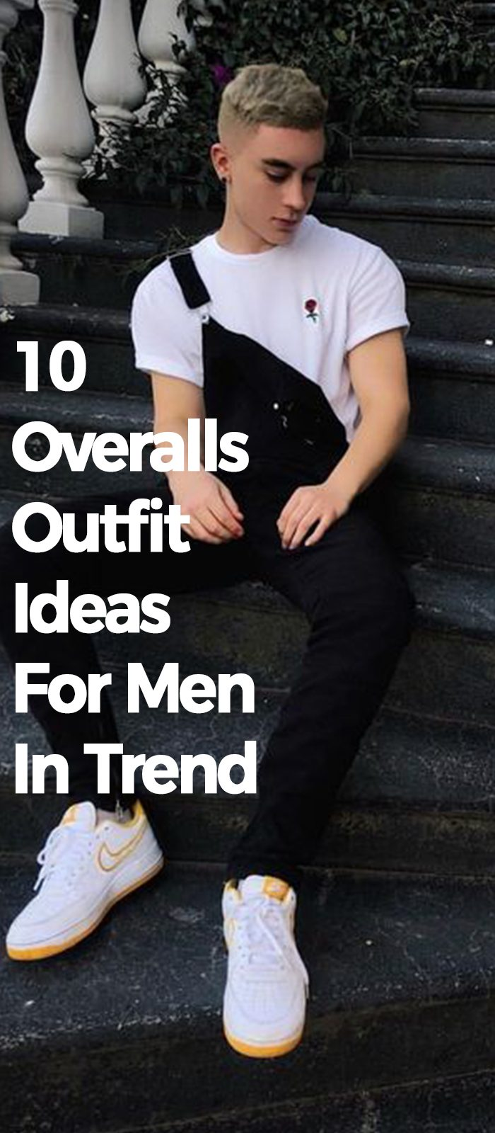 10 Overalls Outfit Ideas For Men In Trend.