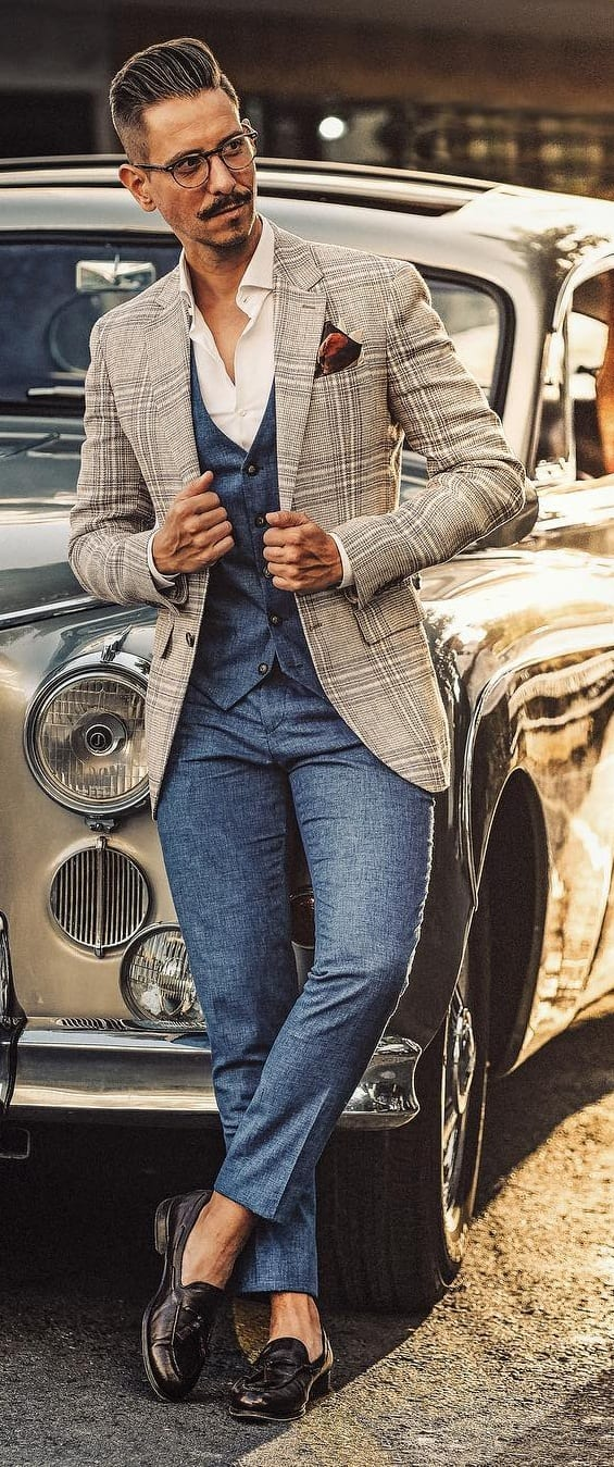 Best Dressed Men In February