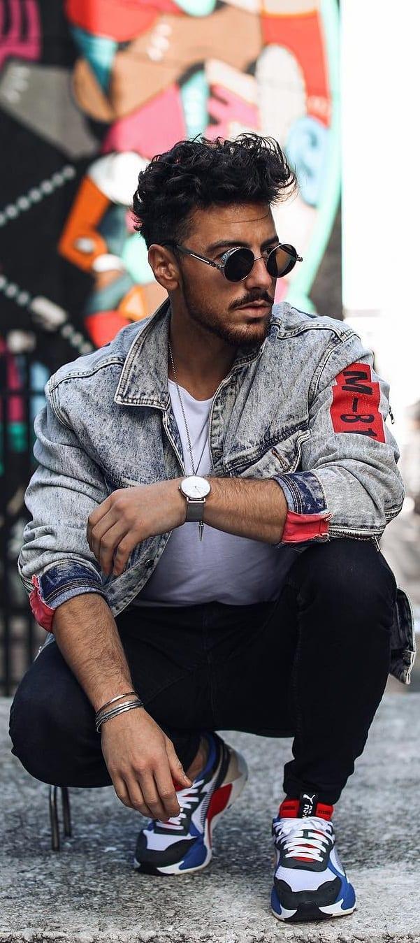 Stylish Mens Haircut For 2019