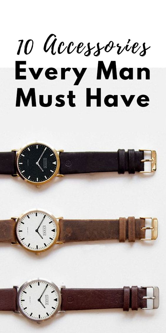 10 Must Have Accessories