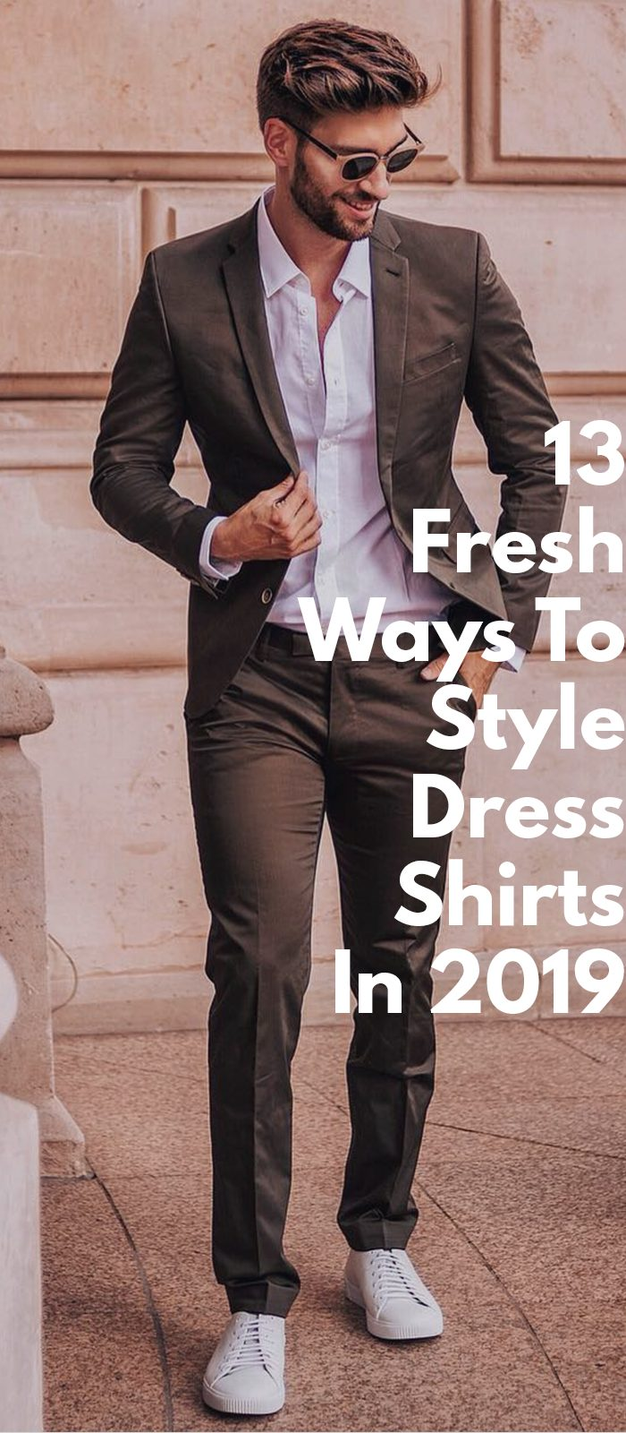 13 Dashing Dress Shirt For Men