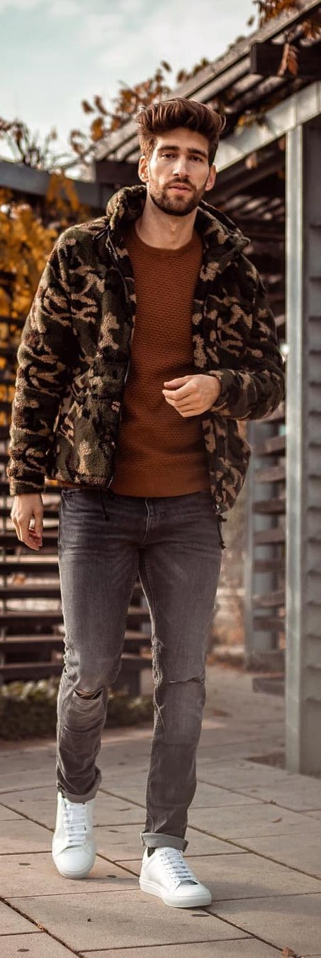 15 Outfit Ideas For Men With Good Physique