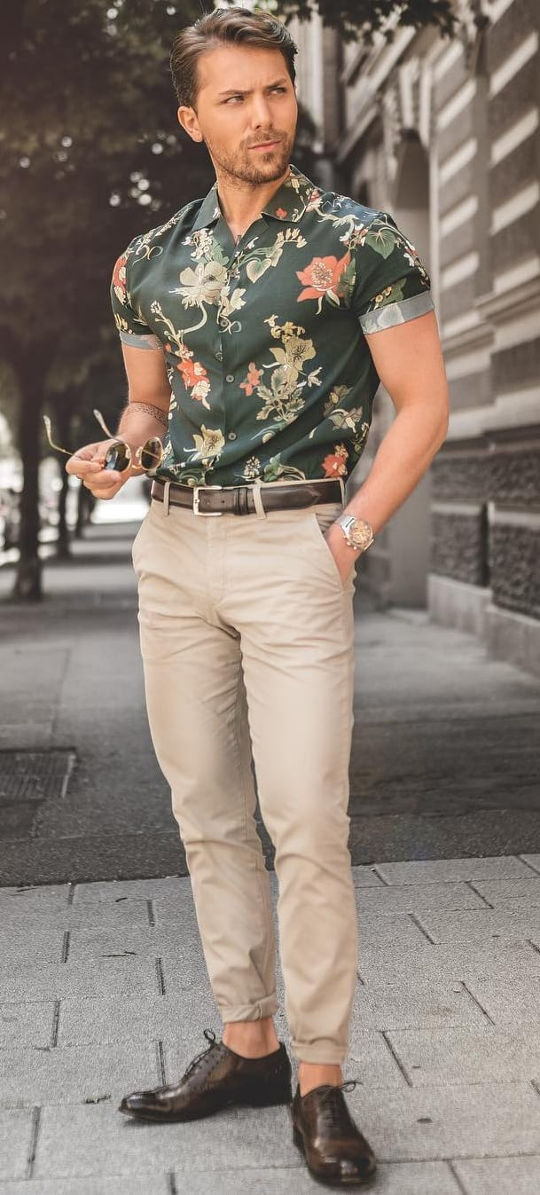 Amazing Dress Shirt Outfit Ideas For Men