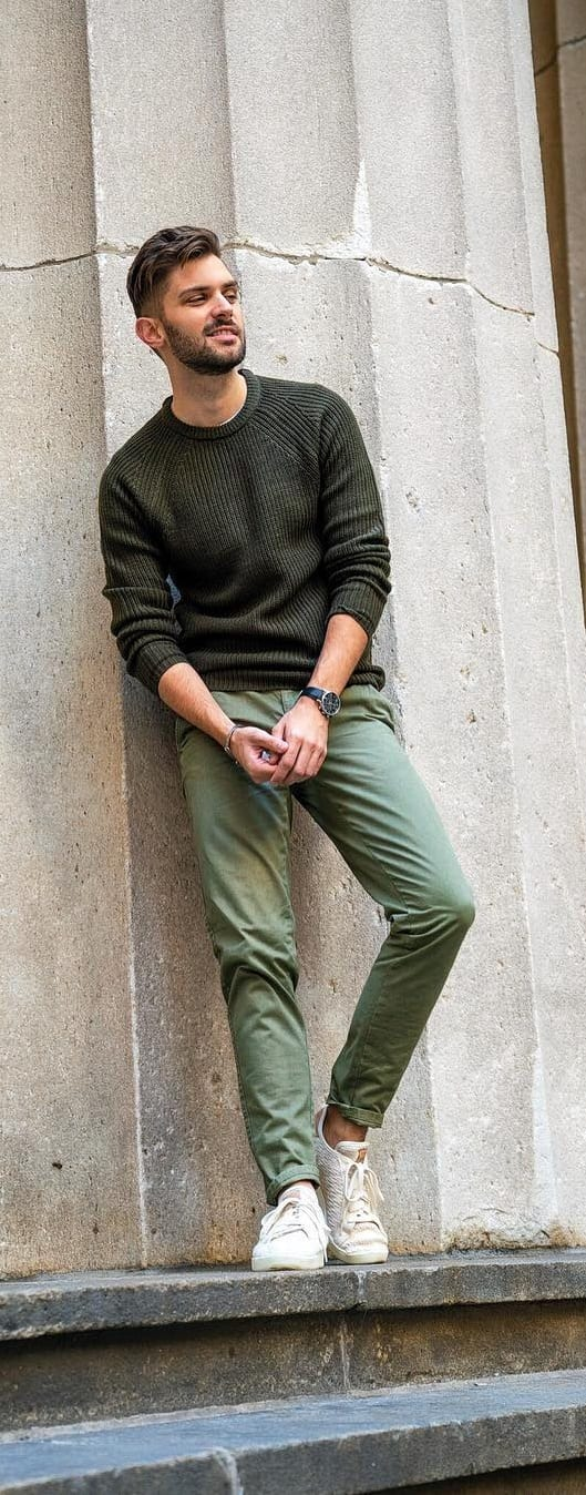 Amazing Street Style Outfit Ideas For Men