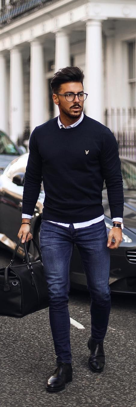 Outfit Ideas For Men With Good Physique To Copy Now