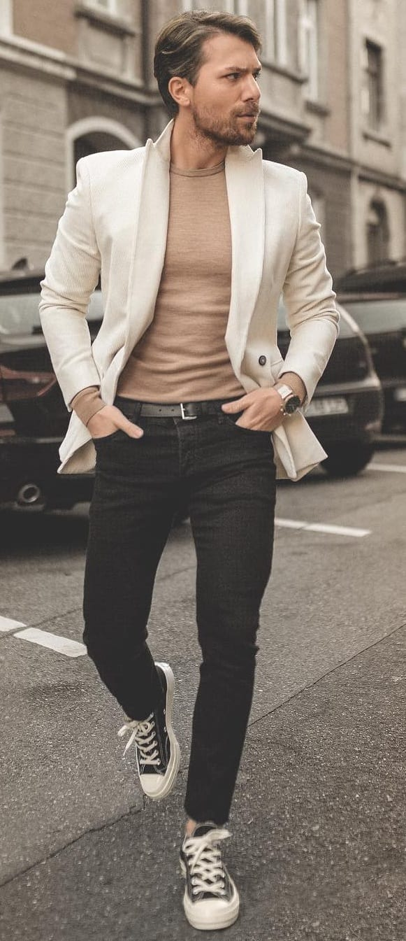 Outfit Ideas For Men With Good Physique To Copy