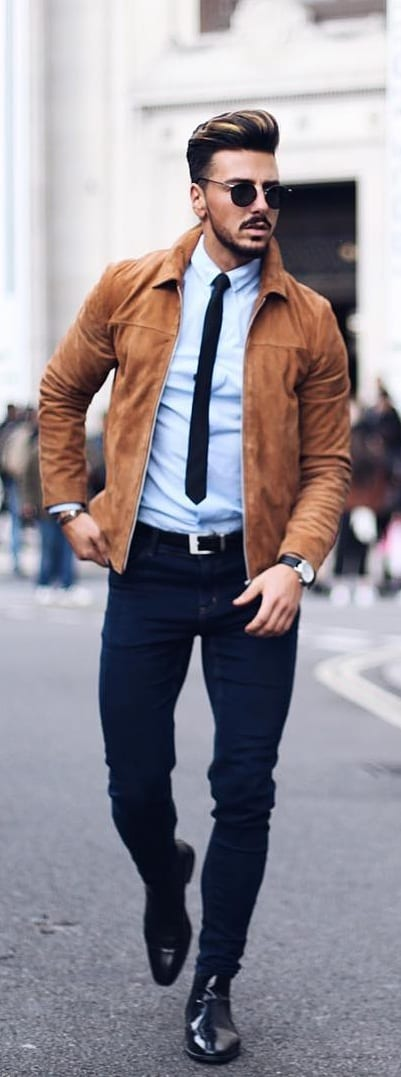Simple Dress Shirt Outfit Ideas For Men