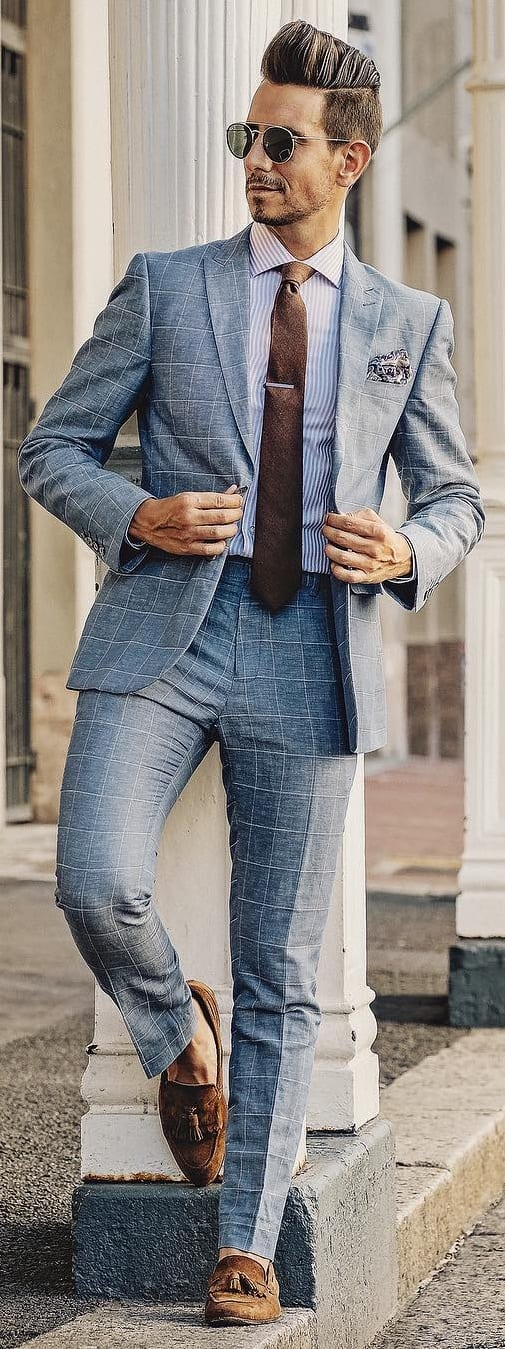 Sophisticated Dress Shirt Outfit Ideas For Men