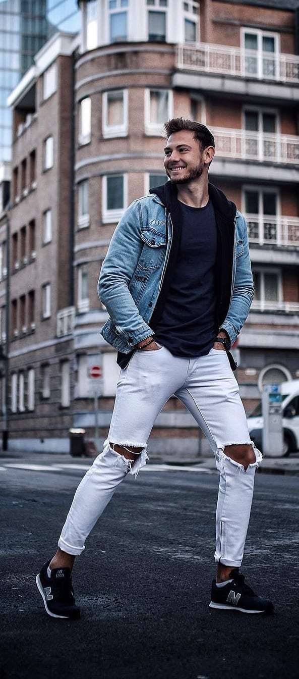 Street Style Outfit Ideas For Guys