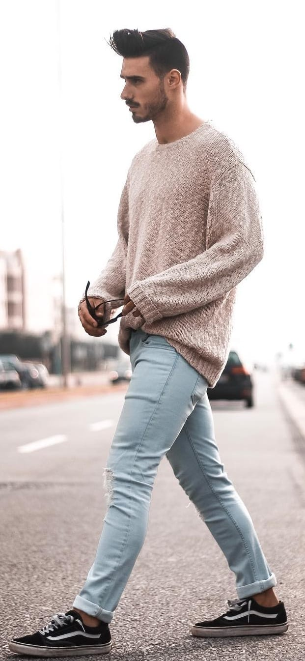 Street Style Outfit Ideas For Men To Style