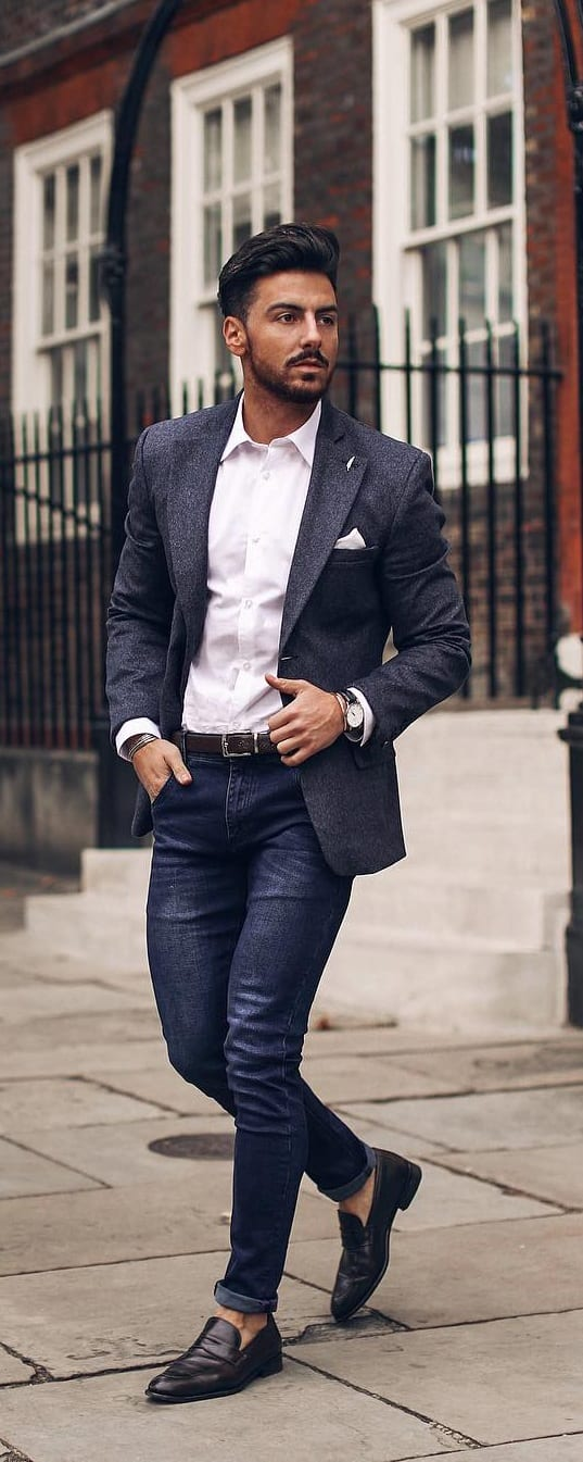 Trendy Dress Shirt Outfit Ideas For Men