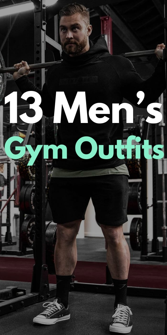 13 Men's Gym Outfits