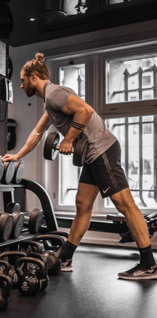 Amazing Gym Outfit Ideas For Men To Copy