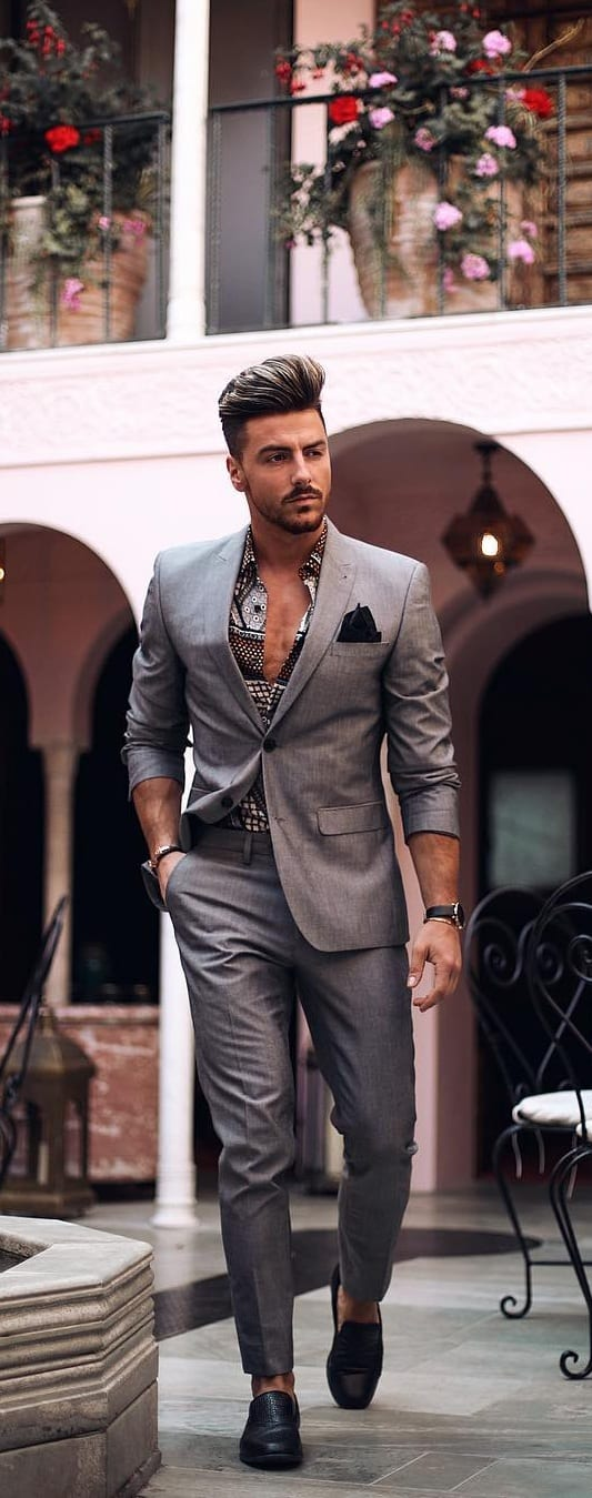 Amazing Summer Wedding Outfit Ideas For Men In 2019