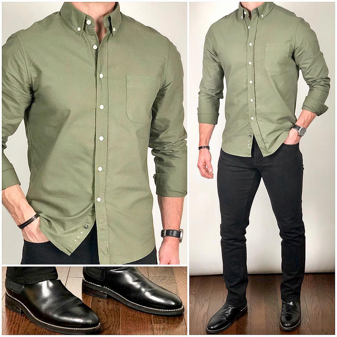 Causal Outfit Of The Day For Men
