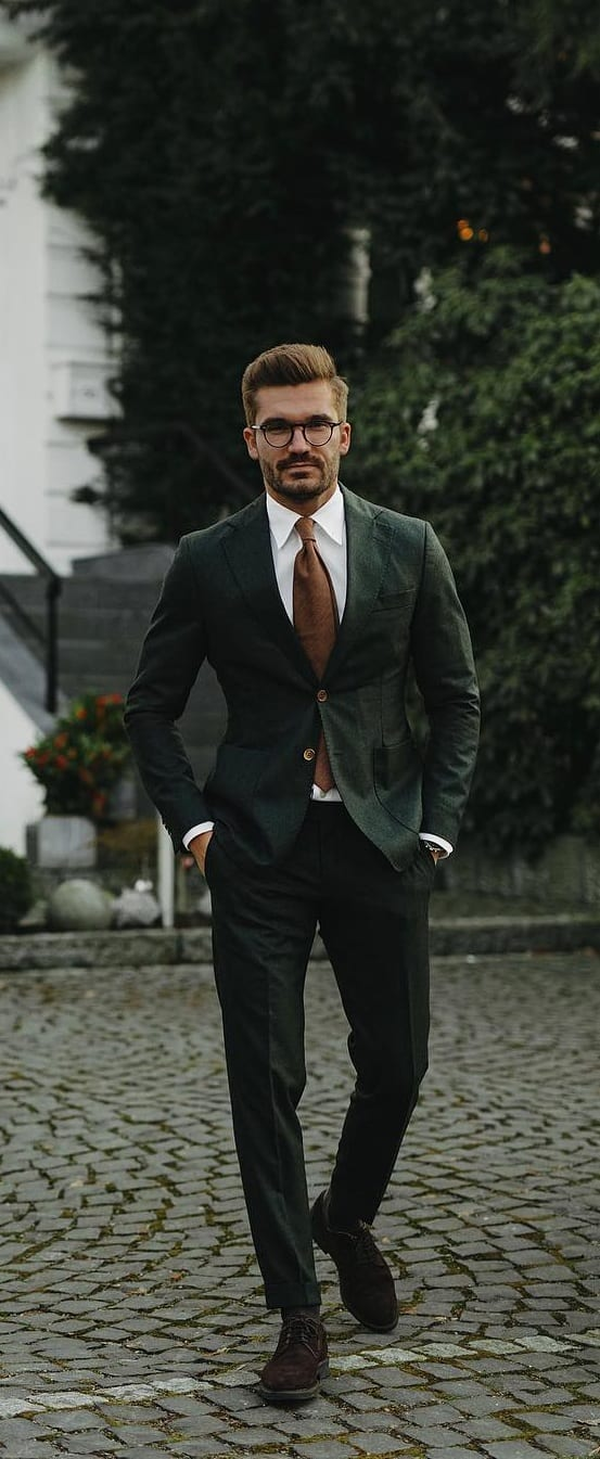 Formal Men's Style 2019 To Copy
