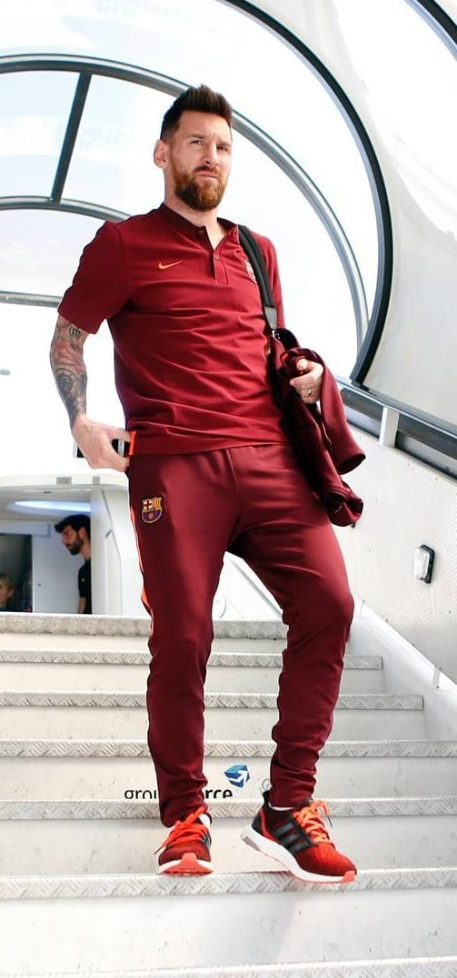 Lionel Messi Cool Outfit Ideas For Men