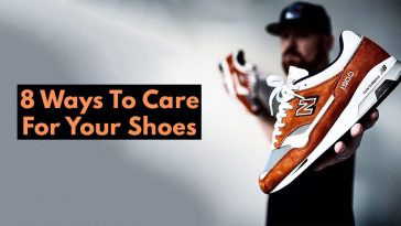 Shoe Care Tips For Men