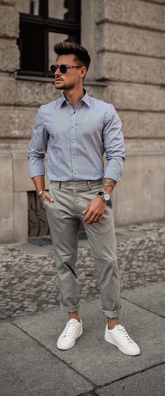 Some Pastel Colour Outfit Ideas For Men