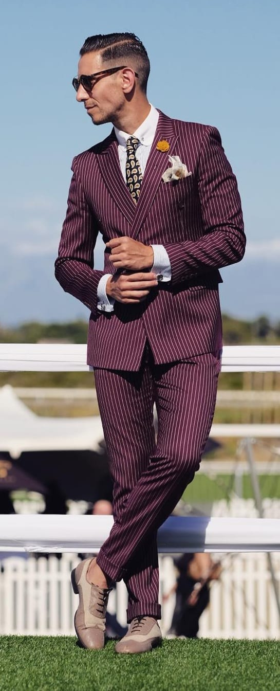 Summer Suits For Men To Style Now