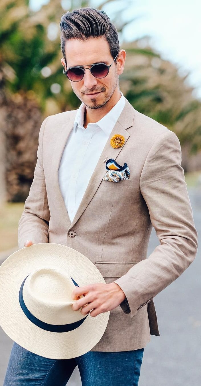 Summer Wedding Outfit Ideas For Men To Style