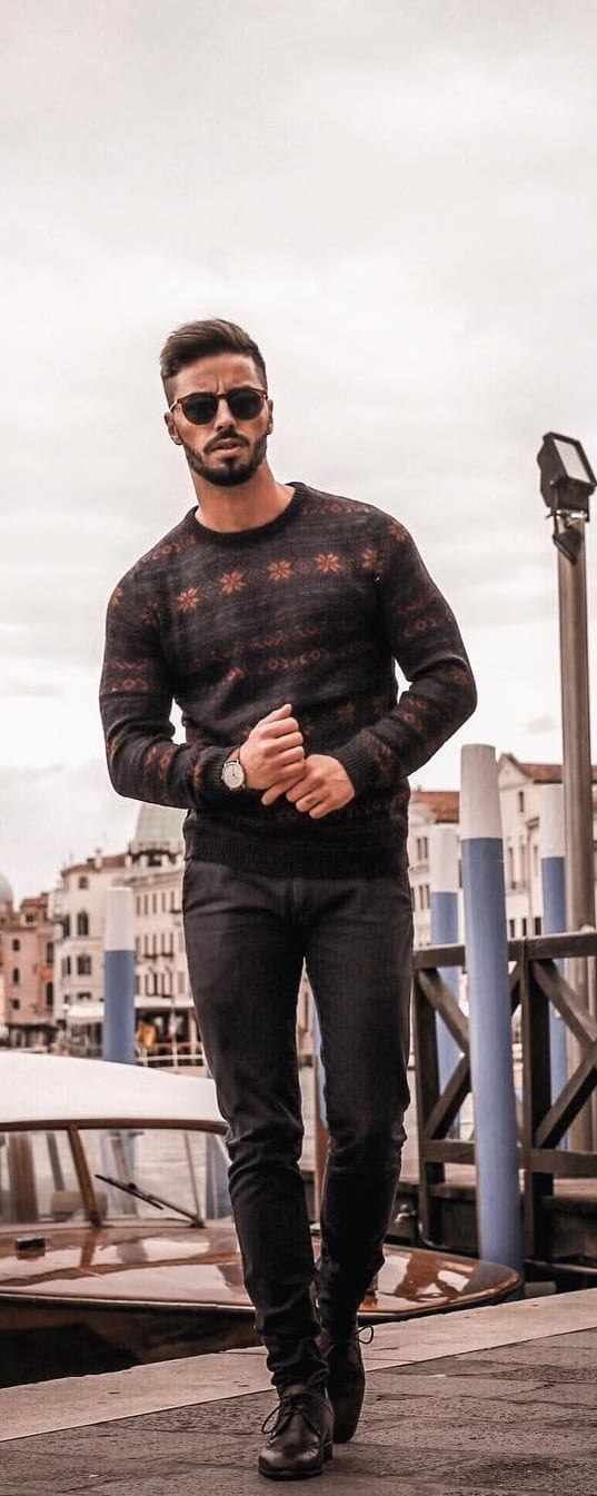 Trendy Men's Style For 2019 To Copy