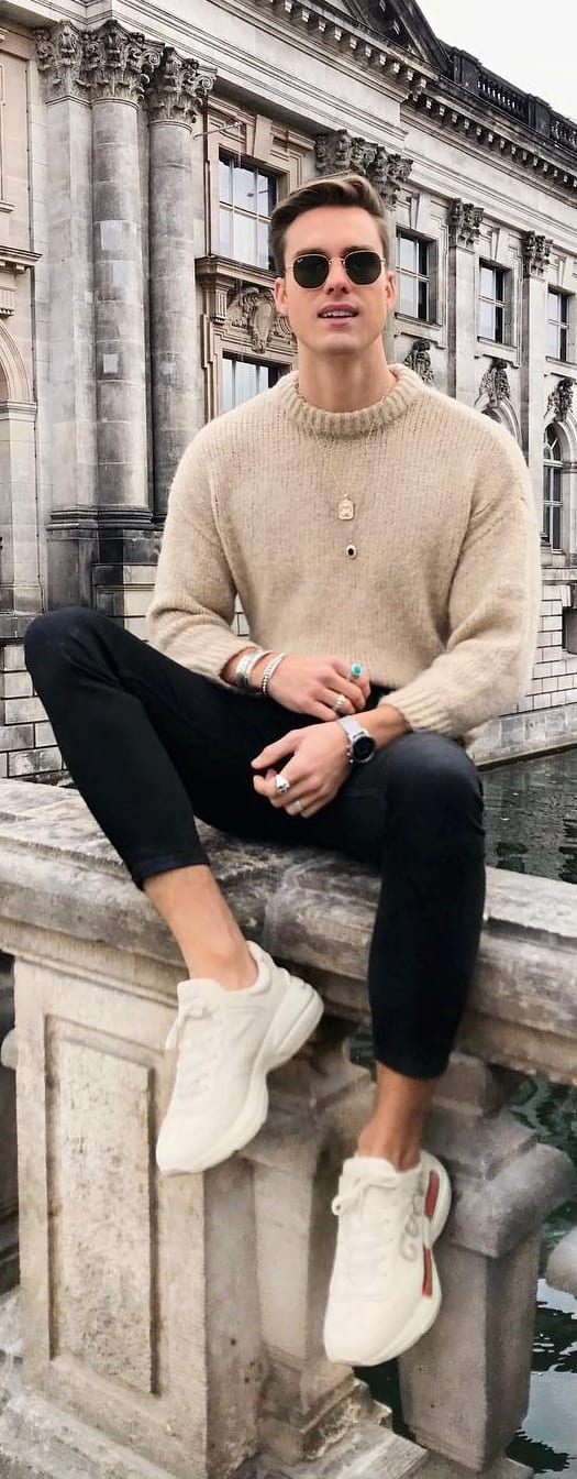Trendy Pastel Colour Outfit Ideas For Men This Year