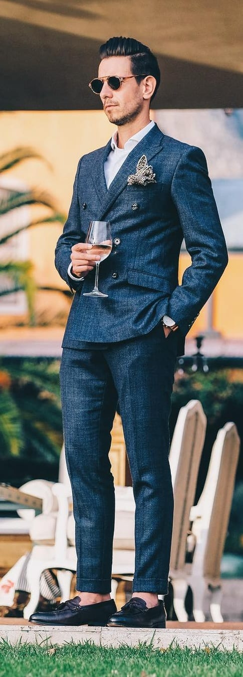 Trendy Summer Wedding Outfit Ideas For Men