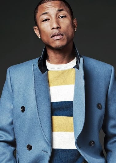 Pharrell Williams Trendy Style