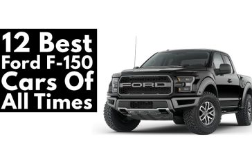 12 Best Ford F-150 Car Of All Times