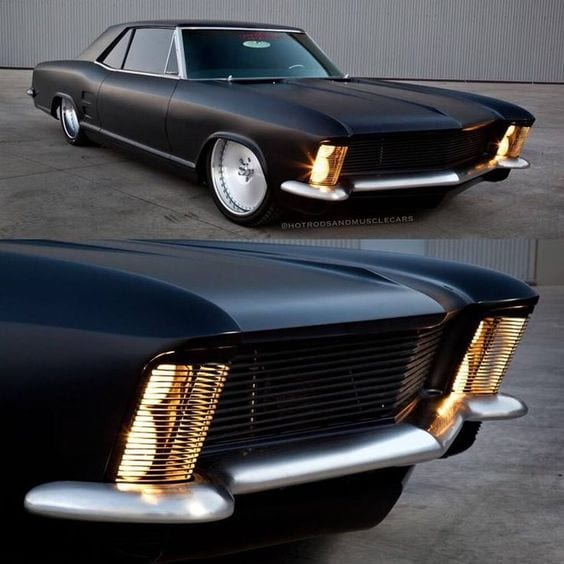 1965 Buick Riviera MUSCLE CAR