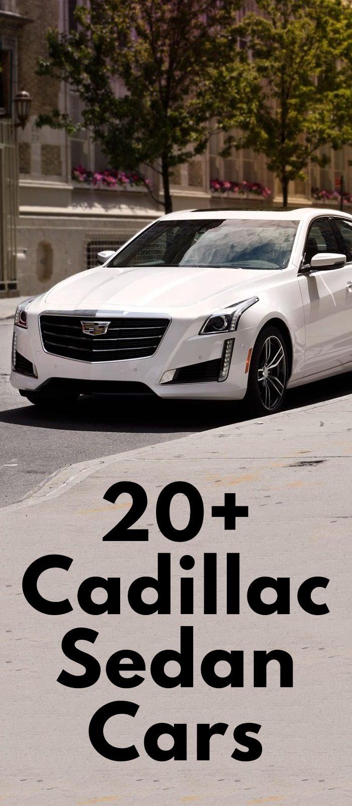 20+ CADILLAC SEDAN CARS