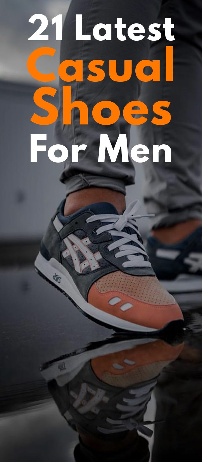 21 Latest Casual Shoes For Men