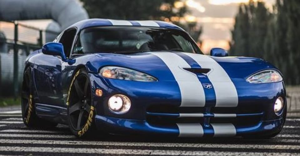 8 Top American Sports Cars You Should Have A Look At