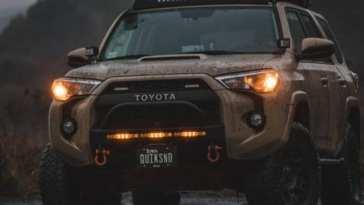 9 Beast Toyota SUV