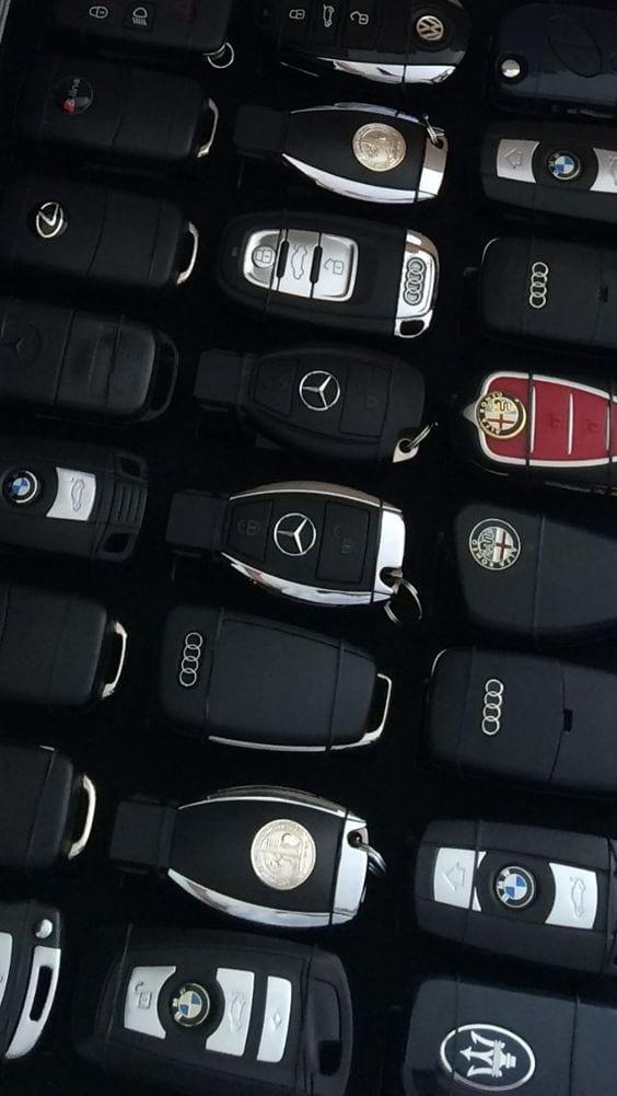 ALL Expensive Car Keys