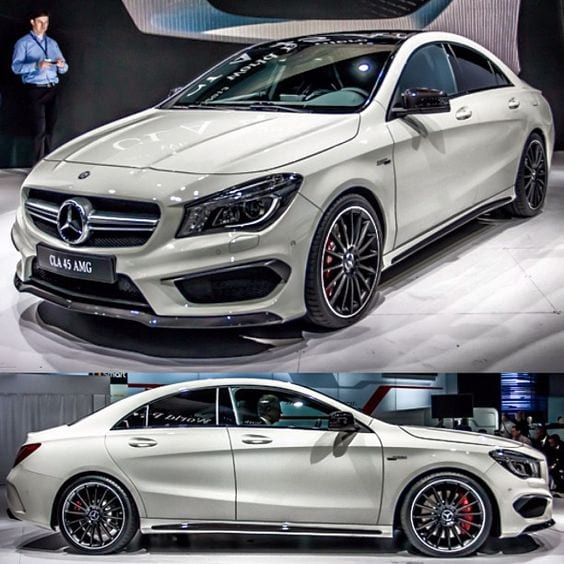 CLA COUPE MERCEDES
