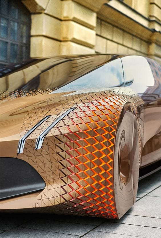 Concept Car By BMW