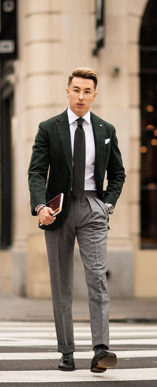 Cool Suits For Men To Try